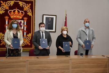 El Gobierno de Castilla-La Mancha facilita la conectividad y comunicación del Corredor de Henares con la renovación de los servicios ASTRA