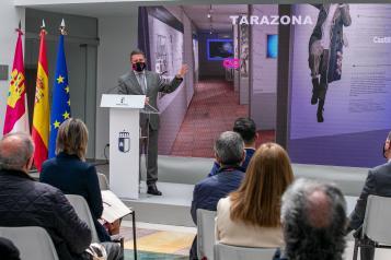 Inauguración Centro de Interpretación del Carnaval de Tarazona