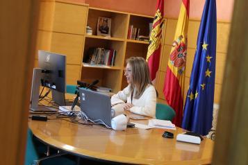 El Gobierno regional acerca la 'Agenda Digital Europea' a los estudiantes de la Universidad de Castilla-La Mancha