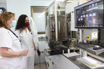 El Servicio de Microbiología de la Gerencia de Atención Integrada de Albacete incorpora un nuevo equipamiento tecnológico