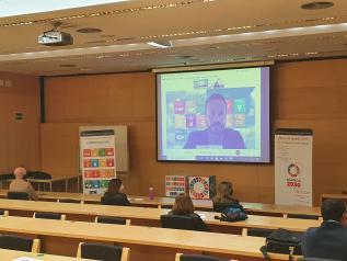 El Gobierno de Castilla-La Mancha implica a las empleadas y empleados públicos como agentes de difusión y sensibilización de los valores de la Agenda 2030 y su implementación en la región