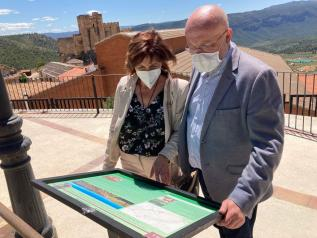 Visita recursos turísticos ITI en Yeste