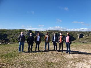 El Gobierno de Castilla-La Mancha invierte 90.000 euros para mejorar las infraestructuras del Parque Natural del Barranco del Rio Dulce