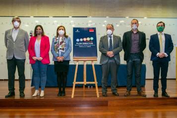 El 'Plan director de desarrollo deportivo de talentos de Castilla-La Mancha' sentará las bases de futuros programas en materia de tecnificación deportiva
