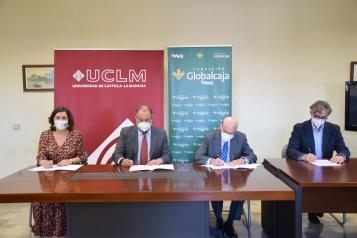 El Gobierno de Castilla-La Mancha, la UCLM y la Fundación HXXII de Globalcaja renuevan su compromiso para la elaboración del Informe GEM