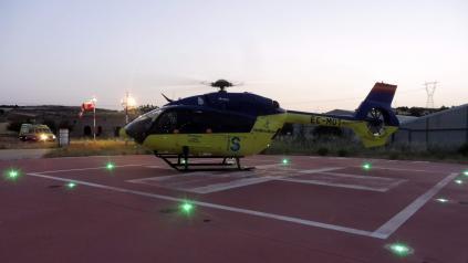 El Gobierno de Castilla-La Mancha licita la construcción de tres nuevas helisuperficies para el transporte sanitario aéreo por un importe superior al medio millón de euros