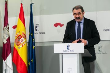 El Gobierno de Castilla-La Mancha revisará la situación epidemiológica para seguir flexibilizando las medidas ante la buena tendencia de los datos de incidencia de la pandemia