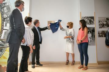 Inauguración de un nuevo Centro de Atención Temprana en Yuncos (Bienestar Social)