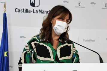 Rueda de prensa Blanca Fernández asuntos Consejo de Gobierno 16 de junio
