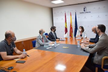 El Gobierno de Castilla-La Mancha subraya su apoyo al proyecto de inversión de Northwoods en su nueva factoría en Chiloeches