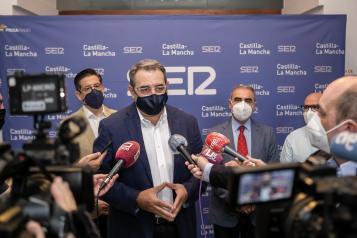 El consejero de Sanidad participa en la inauguración del I Foro de Salud Pública y Vacunación organizado por la Cadena SER Castilla-La Mancha