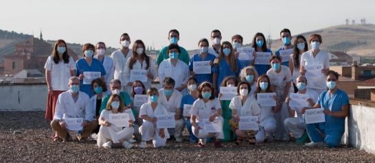 El Servicio de Oftalmología del Hospital Mancha Centro, reconocido en uno de los certámenes científicos más importantes de España