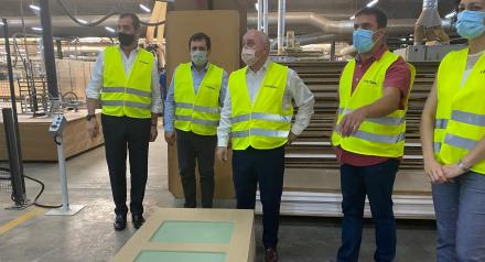 El Gobierno regional ha destinado más de 801.000 euros en planes y programas para fomentar la creación de empleo en Villacañas