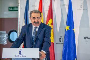 Firma de protocolos de colaboración con la UCLM y el Ayuntamiento de Talavera de la Reina (Sanidad)
