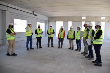 El Gobierno de Castilla-La Mancha destaca el potencial de los grandes polos industriales de la región en el impulso de proyectos con base sostenible