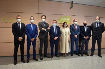 El Gobierno de Castilla-La Mancha y la consultora tecnológica 'everis' analizan el proyecto de inversión de esta multinacional en España