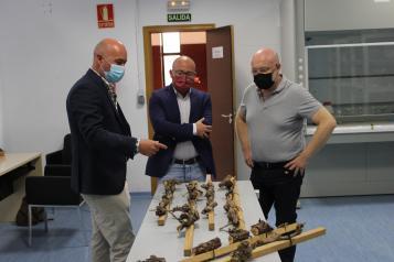 Visita la empresa Agrokap de Albacete
