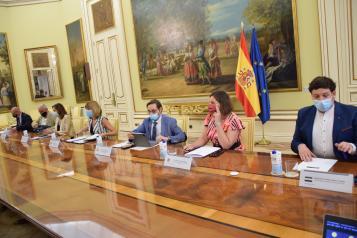 El Gobierno de Castilla-La Mancha apoya el anteproyecto de Ley para la creación de un sistema integrado y único de Formación Profesional