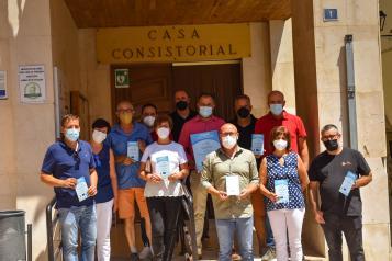 Visita proyectos LEADER en Nerpio