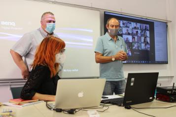 Curso del IPEX sobre Marketing y Comercio Internacional