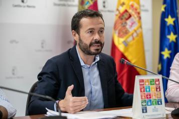 El consejero de Desarrollo Sostenible informa de novedades en GEACAM