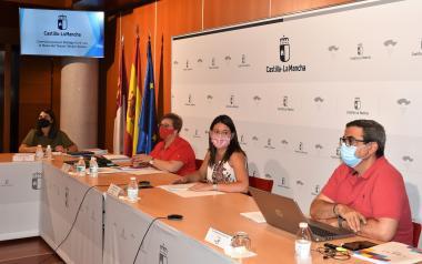 El Gobierno regional propicia la tercera reunión anual de la Comisión para el Diálogo Civil con la Mesa del Tercer Sector Social