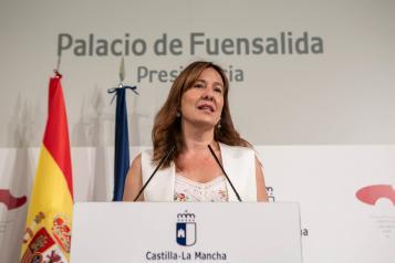 Rueda de prensa del Consejo de Gobierno (III)
