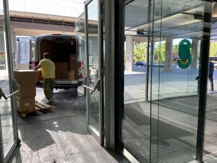 El Gobierno de Castilla-La Mancha ha distribuido más de 51 millones de artículos de protección en los centros sanitarios desde el inicio de la pandemia