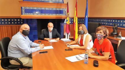 Los agentes sociales colaboran con el Gobierno de Castilla-La Mancha para divulgar las ayudas a la contratación y para personas en desempleo