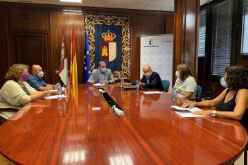 Reunión agentes sociales y económicos Guadalajara