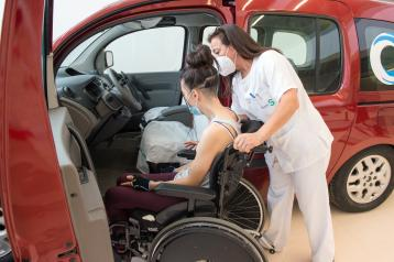 'Conducir tras la lesión medular', tema principal de la revista Infomédula
