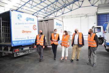 El Gobierno regional destaca la labor fundamental del sector de la distribución de Castilla-La Mancha para garantizar el abastecimiento al canal Horeca