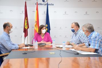 El Gobierno de Castilla-La Mancha y CSIF se reúnen para analizar la prestación de los servicios públicos en materia de empleo