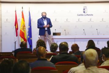 Sanidad presenta el Plan de Salud de Castilla-La Mancha 'Horizonte 2025'