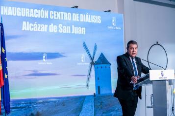 Inauguración del Centro Externo de Diálisis