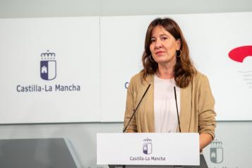 Rueda de prensa Consejo de Gobierno Blanca Fernández (I)