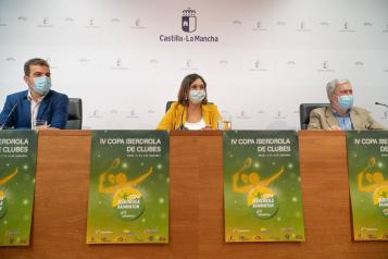 El Gobierno regional destaca que Castilla-La Mancha ha sido la segunda región que más creció este año en número de licencias deportivas femeninas