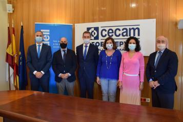 El Gobierno de Castilla-La Mancha subraya su compromiso de acompañar a las empresas de la región en las convocatorias para la captación de fondos europeos