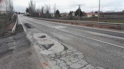 El Gobierno de Castilla-La Mancha invierte 1.530.000 euros para acometer mejoras en la carretera entre La Solana y Villanueva de los Infantes
