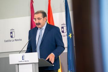 Rueda de prensa del Consejo de Gobierno extraordinario (23 de septiembre) Sanidad