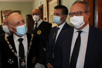 El consejero de Hacienda y Administraciones Públicas asiste al acto de apertura del año judicial en Castilla-La Mancha