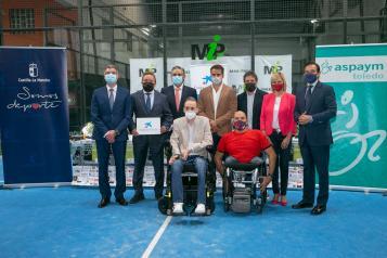 El Gobierno regional destaca la importancia de celebrar eventos deportivos en la región para generar turismo y fomentar todo tipo de deporte