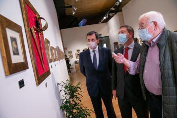 Visita a la exposición ´Damasquinado en Toledo. Diferente´