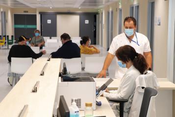 El Hospital Universitario de Toledo alcanza las 100.000 consultas desde el inicio de la actividad asistencial en las nuevas instalaciones