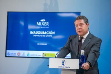 Inaugura la nueva planta de perfumería Mixer&Pack
