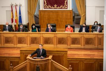 Debate del Estado de la Región (Primera Sesión) (III)
