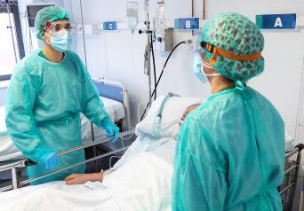 Ya son tres los hospitales de Castilla-La Mancha sin pacientes COVID-19 y únicamente seis residentes tienen caso confirmado en las residencias de mayores de la región