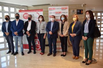 El Gobierno de Castilla-La Mancha destina cerca de 12 millones de euros para la recualificación profesional de más de 1.000 personas desempleadas