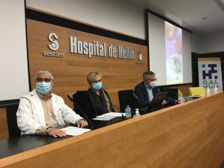 Jornadas muerte perinatal en el Hospital de Hellín