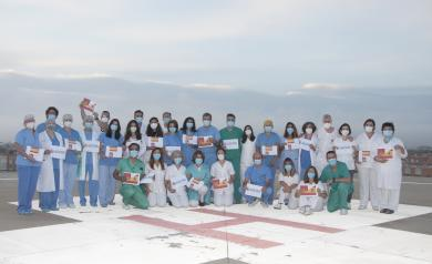 La Gerencia de Atención Integrada de Alcázar de San Juan conquista en Las Vegas (EE.UU.) su octavo 'Oscar' de la Oftalmología